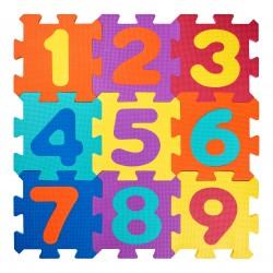 """""""Eva"""" numbritega matt, Õpi arvud, 1+"""
